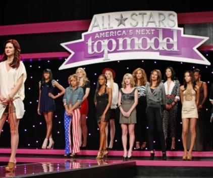 Watch America's Next Top Model Season 17 Episode 2