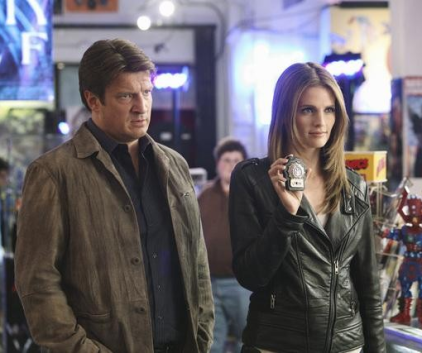 Watch Castle Season 4 Episode 2