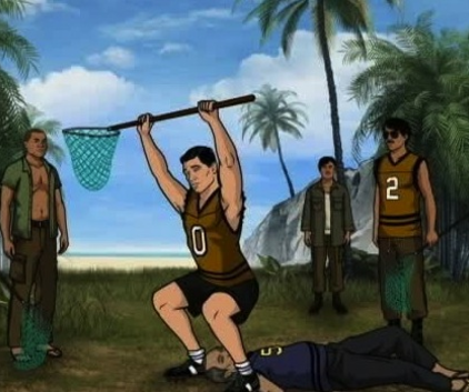 Watch Archer Season 3 Episode 2