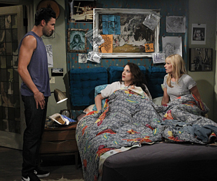 Watch 2 Broke Girls Season 1 Episode 2