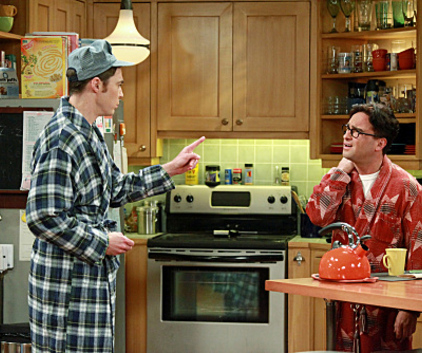 Watch The Big Bang Theory Season 5 Episode 3