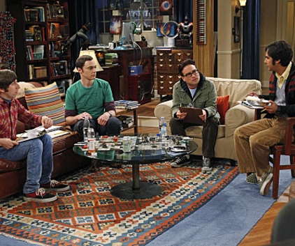 Watch The Big Bang Theory Season 5 Episode 4