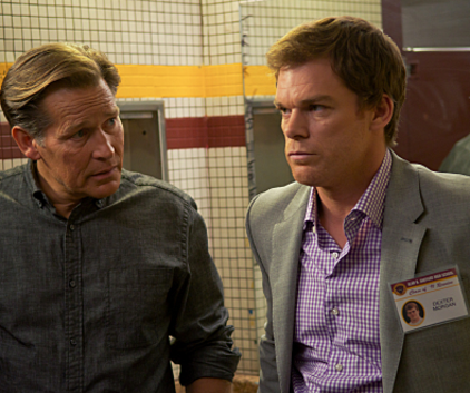 Watch Dexter Season 6 Episode 1