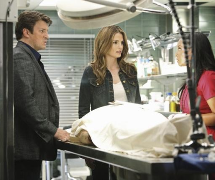 Watch Castle Season 4 Episode 3