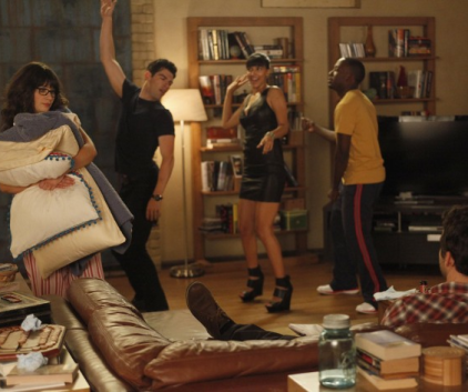 Watch New Girl Season 1 Episode 5