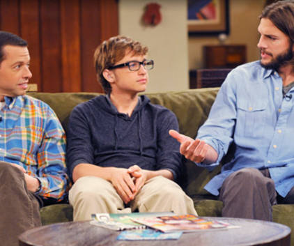 Watch Two and a Half Men Season 9 Episode 7