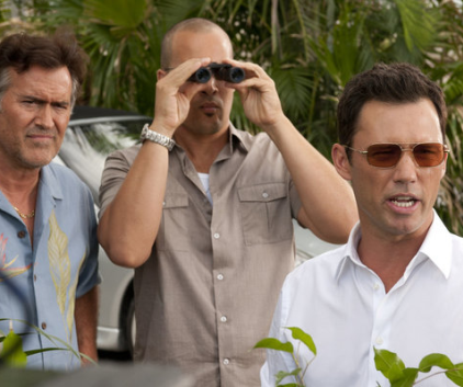 Watch Burn Notice Season 5 Episode 15