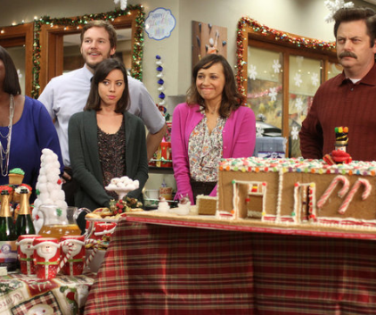Watch Parks and Recreation Season 4 Episode 10