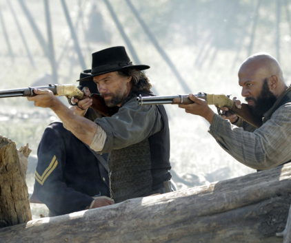 Watch Hell on Wheels Season 1 Episode 9