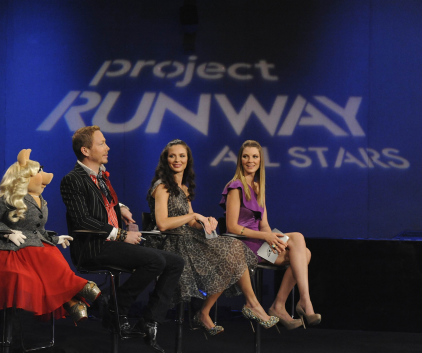 Watch Project Runway Season 10 Episode 3