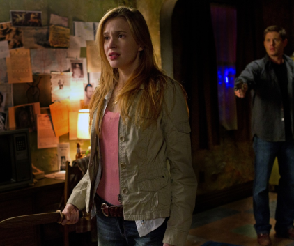 Watch Supernatural Season 7 Episode 13
