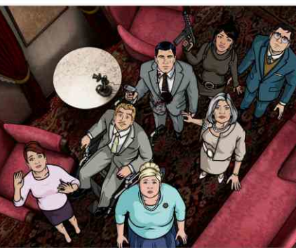 Watch Archer Season 3 Episode 6