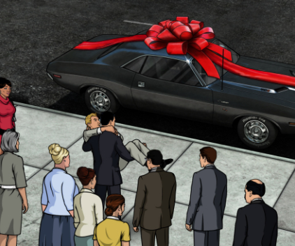 Watch Archer Season 3 Episode 7