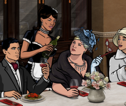 Watch Archer Season 3 Episode 8