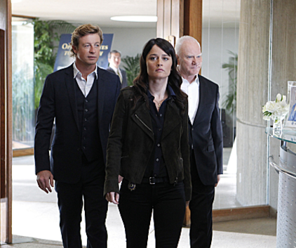 Watch The Mentalist Season 4 Episode 16