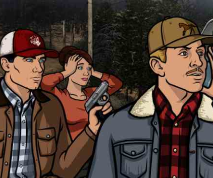 Watch Archer Season 3 Episode 9