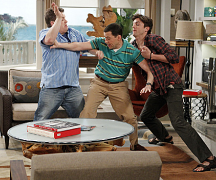 Watch Two and a Half Men Season 9 Episode 18