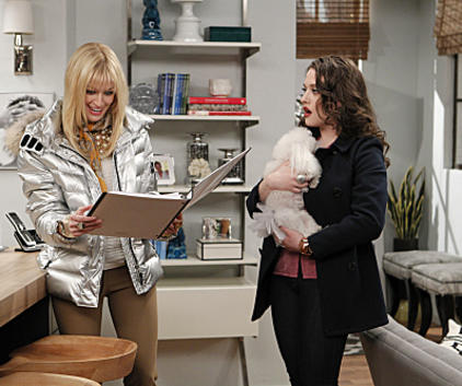 Watch 2 Broke Girls Season 1 Episode 19
