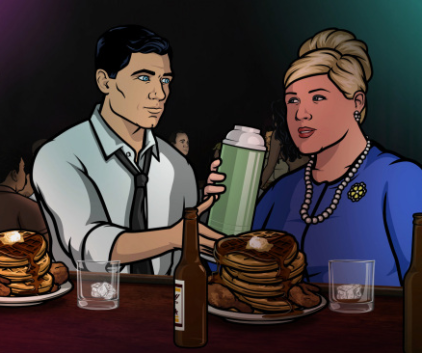 Watch Archer Season 3 Episode 10