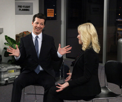 Watch Parks and Recreation Season 4 Episode 18