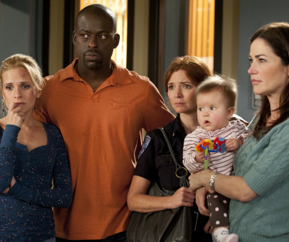 Watch Army Wives Season 6 Episode 1