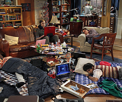 Watch The Big Bang Theory Season 5 Episode 19