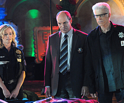 Watch CSI Season 12 Episode 18