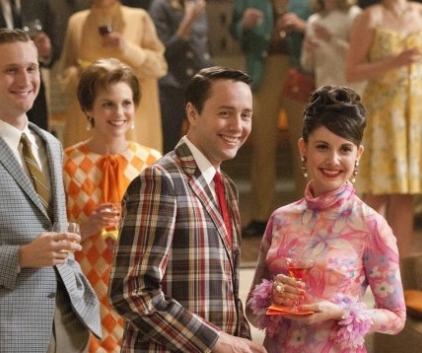 Watch Mad Men Season 5 Episode 1