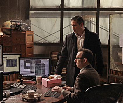 Watch Person of Interest Season 1 Episode 18
