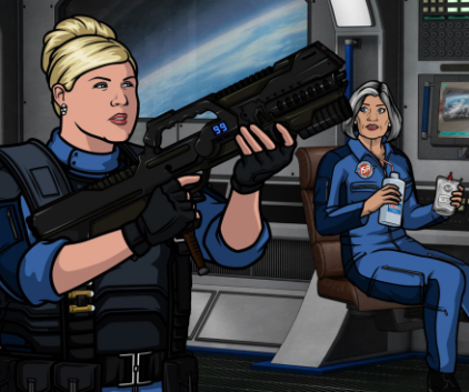 Watch Archer Season 3 Episode 13
