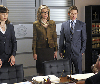 Watch The Good Wife Season 3 Episode 21