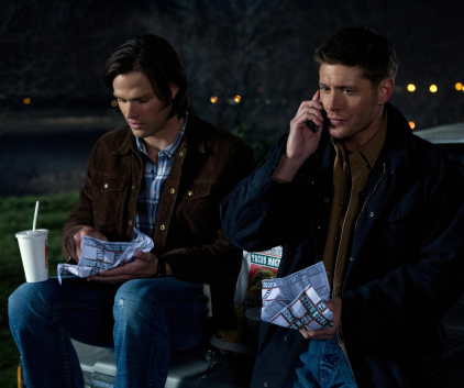 Watch Supernatural Season 7 Episode 19