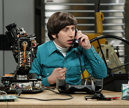 Watch The Big Bang Theory Season 5 Episode 23