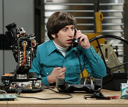 Watch The Big Bang Theory Season 5 Episode 23