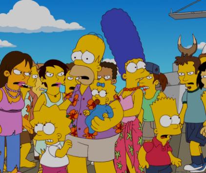 Watch The Simpsons Season 23 Episode 19