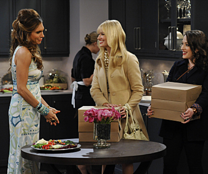 Watch 2 Broke Girls Season 1 Episode 22