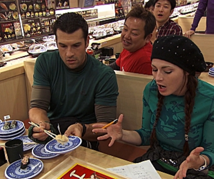 Watch The Amazing Race Season 20 Episode 11