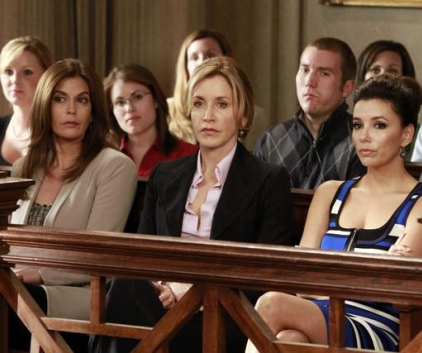 Watch Desperate Housewives Season 8 Episode 23