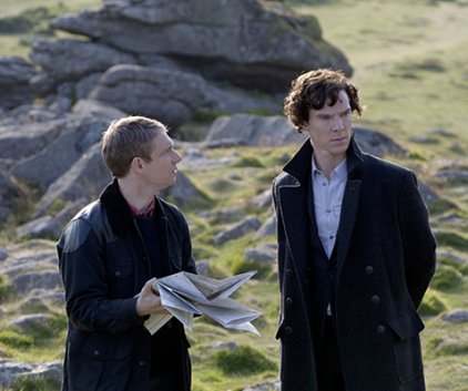 Watch Sherlock Season 2 Episode 2