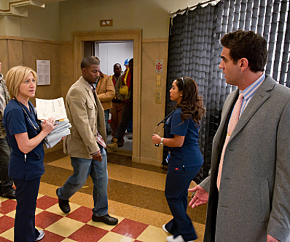 Watch Nurse Jackie Season 4 Episode 8