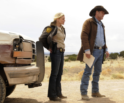 Watch Longmire Season 1 Episode 1
