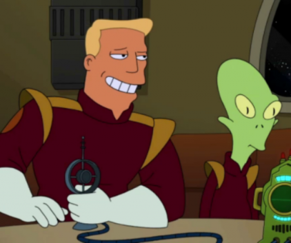 Watch Futurama Season 9 Episode 5