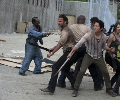 Watch The Walking Dead Season 3 Episode 1