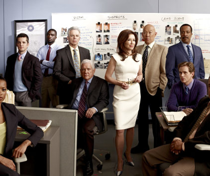 Watch Major Crimes Season 1 Episode 1