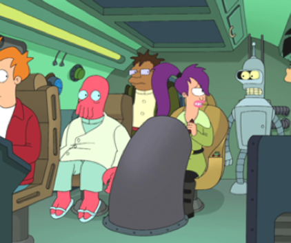 Watch Futurama Season 9 Episode 11