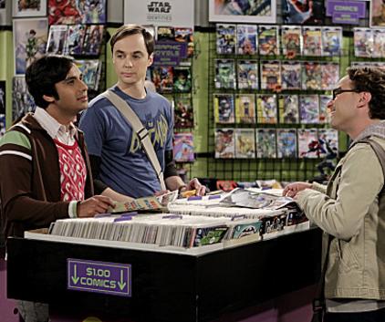 Watch The Big Bang Theory Season 6 Episode 1