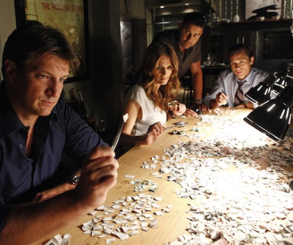 Watch Castle Season 5 Episode 1