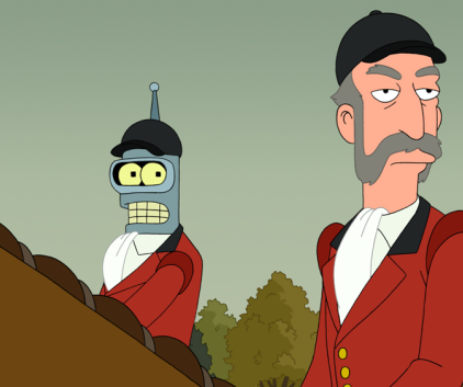 Watch Futurama Season 9 Episode 12