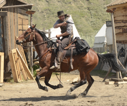 Watch Hell on Wheels Season 2 Episode 5