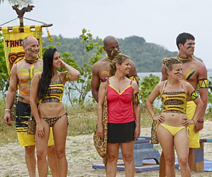 Watch Survivor Season 25 Episode 1